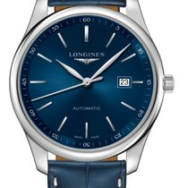 Longines L28934920 Steel Master Collection 42mm new
