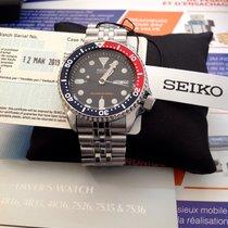Seiko SKX009K2 Stahl Prospex (Submodel) 42mm
