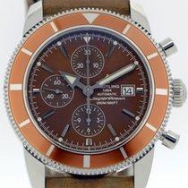 Breitling Superocean Héritage Chronograph Stahl 46mm Schwarz Deutschland, Stuttgart