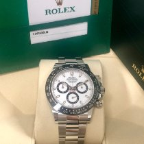 Rolex Daytona 116500LN Veldig bra Stål 40mm Automatisk