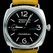 Panerai Radiomir Black Seal PAM 00183 2013 подержанные