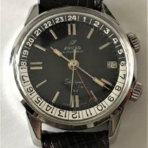 Enicar Steel 36mm Automatic 126/002 pre-owned