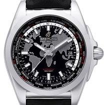 Breitling Galactic Unitime neu 2020 Automatik Uhr mit Original-Box und Original-Papieren WB3510U4.BD94.435X.A20BA.1