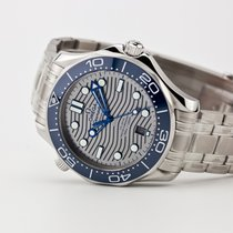 Omega 210.30.42.20.06.001 Steel 2019 Seamaster Diver 300 M 42mm new United States of America, New Jersey, Oradell