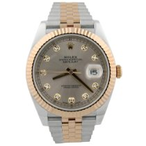 Rolex Datejust II 126331 2013 pre-owned