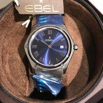 Ebel Steel 40mm Quartz Ebel 1216420A new