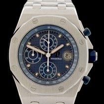 Audemars Piguet Royal Oak Offshore Chronograph 25721ST 2002 gebraucht