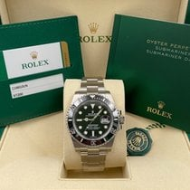 Rolex Submariner Date 116610LN Unworn Steel 40mm Automatic United States of America, New York, New York