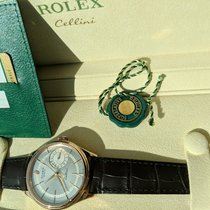 Rolex Cellini Date Rose gold No numerals Canada, Edmonton