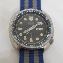 Seiko Steel 44mm Automatic 6309-7040 pre-owned
