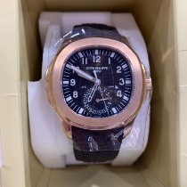 Patek Philippe Aquanaut Rose gold 40.8mm Brown Arabic numerals United States of America, Florida, Miami