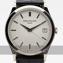 Patek Philippe Calatrava White gold 38mm White