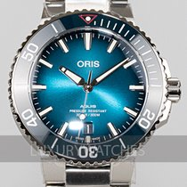 Oris new Automatic 39mm Steel Sapphire crystal