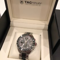 TAG Heuer Formula 1 Calibre 16 Steel 44mm Grey No numerals United States of America, Tennesse, Brentwood