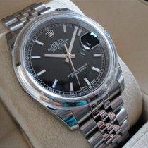 Rolex Ungetragene Oyster Perpetual Datejust 36 (2 Jahre Warranty)