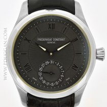 Frederique Constant stainless steel Maxime