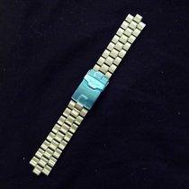 Breitling Super Ocean 20-18mm Bracelet Titanium Band Strap
