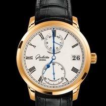 Glashütte Original Senator Chronometer 1-58-01-01-01-04 Glashutte Senatore Cronometro Oro Rosa neu