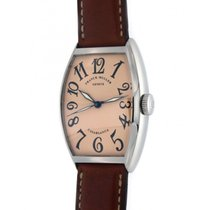 Franck Muller Automatic 1999 pre-owned Casablanca Champagne