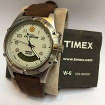 Timex Steel 38mm Quartz pre-owned