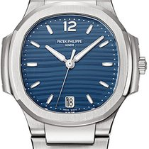 Patek Philippe 7118/1A-001 Steel 2019 Nautilus 35.2mm new