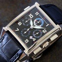 Girard Perregaux Vintage 1945 King Size Chronograph Gmt White...