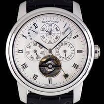 Blancpain Villeret Equation Of Time Perpetual Calendar Platinum
