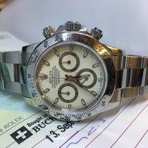 Rolex Daytona - Panna / Cream Dial - P - 2000 - Box & Papers