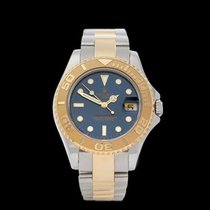 Rolex Yacht-Master Stainless Steel & 18k Yellow Gold...