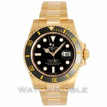 Rolex Submariner Date new 2019 Automatic Watch with original box and original papers 116618LN