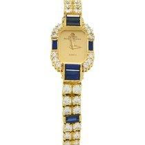 Baume & Mercier 4.00ct Diamond & Sapphire Baume  Watch 18k...