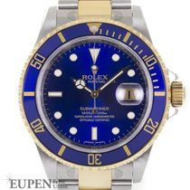 Rolex Oyster Perpetual Submariner Date Ref. 16613 LC100 NOS
