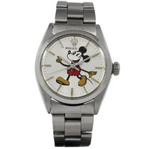 勞力士 Oyster Precision Mickey Mouse 6426