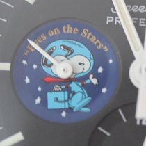 Omega Speedmaster  Moonwatch  'Eyes on the Stars' Snoopy Award