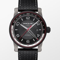 Montblanc Timewalker nuevo 42mm Acero