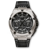 IWC Ingenieur Perpetual Calendar Digital Date-Month IW379201 New Titanium 46mm Automatic UAE, Dubai