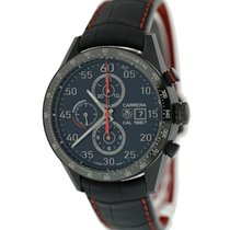TAG Heuer Carrera Calibre 1887 Titanium 43mm Black United States of America, New York, New York
