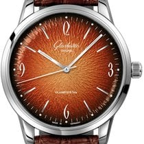 Glashütte Original Sixties Acier 39mm Orange