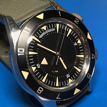Jaeger-LeCoultre Memovox Tribute to Deep Sea Steel