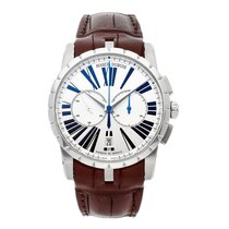 Roger Dubuis Excalibur pre-owned 42mm Steel