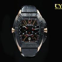 Franck Muller Conquistador 8900 CC GP Good Rose gold 57mm Automatic Malaysia, Kuala Lumpur