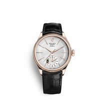 Rolex Cellini Dual Time 505250009 new