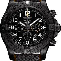 Breitling Avenger Hurricane Steel 50mm Black Arabic numerals United States of America, New York, New York