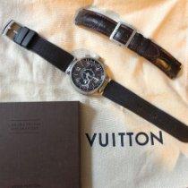 Louis Vuitton Acier 42mm Remontage automatique Q102A0 occasion France, Paris