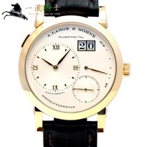 A. Lange & Söhne Lange 1 Yellow gold 39mm Silver United States of America, California, Los Angeles