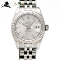 Rolex Lady-Datejust Steel 26mm Silver United States of America, California, Los Angeles