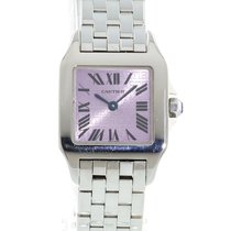 Cartier Santos Demoiselle Steel 22mm Purple United States of America, Georgia, Atlanta