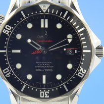 Omega Seamaster Diver 300 M 21230412001001 Very good Steel 41mm Automatic