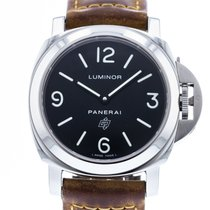 Panerai Luminor Base Logo Steel 44mm Black United States of America, Georgia, Atlanta