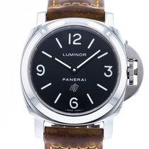 Panerai Luminor Base Logo PAM 000 2010 gebraucht